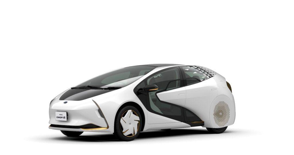 Toyota i-car Tokio 2021