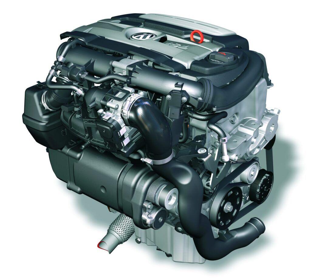 VW silnik 1.4 TSI