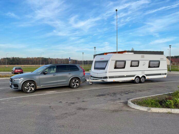 Volvo XC90 Dethleffs Nomad
