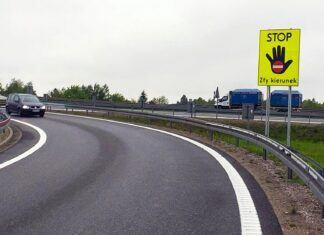 Nowy znak na polskich autostradach. Może ocalić życie!