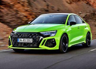 Nowe Audi RS 3 – oficjalne zdjęcia i informacje