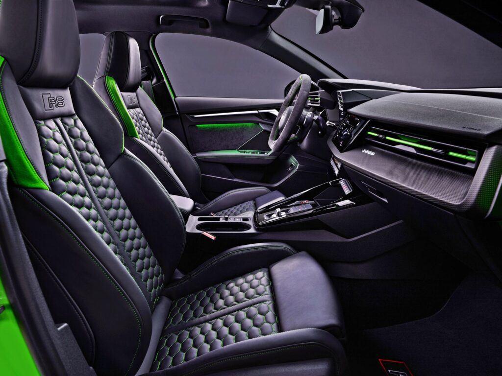Audi RS 3 Sedan (2021)