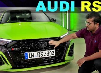 Nowe Audi RS 3 z bliska – pierwsze wrażenia