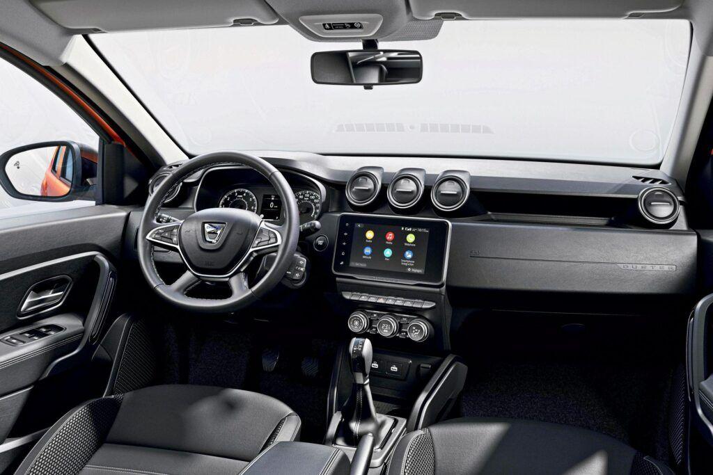 Dacia Duster FL - Interior