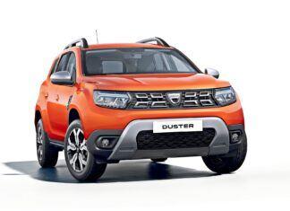 Dacia Duster po liftingu (2021). Opis wersji i cennik