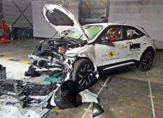 Kolejne auta rozbite przez Euro NCAP. Poznaj ich wyniki