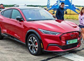 Nowy Mustang Mach-E zdobył uznanie miłośników Forda Mustanga