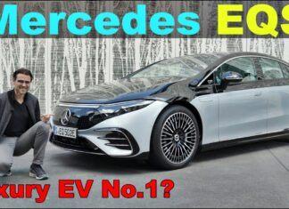 Nowy Mercedes EQS – test i wrażenia z jazdy