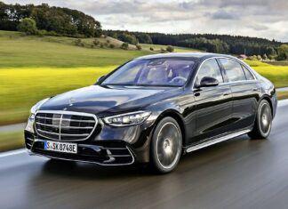Hybrydowy Mercedes klasy S wyceniony. Ile kosztuje?