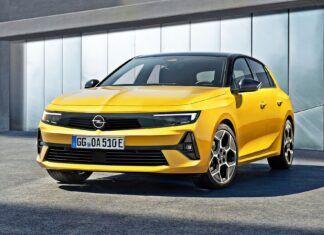 Nowy Opel Astra – oficjalne zdjęcia i informacje