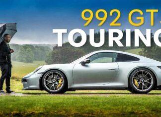 Nowe Porsche 911 GT3 Touring – pierwszy test i wrażenia z jazdy