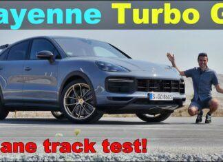 Nowe Porsche Cayenne Turbo GT – test i wrażenia z jazdy