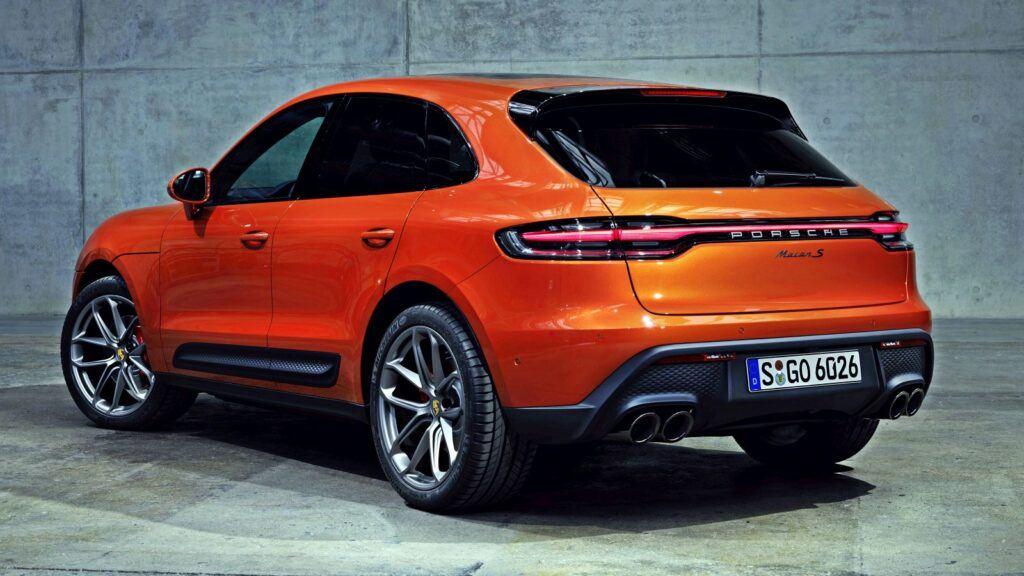 Porsche Macan (2022)