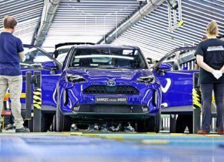 Ruszyła produkcja Toyoty Yaris Cross. Sprawdź polski cennik