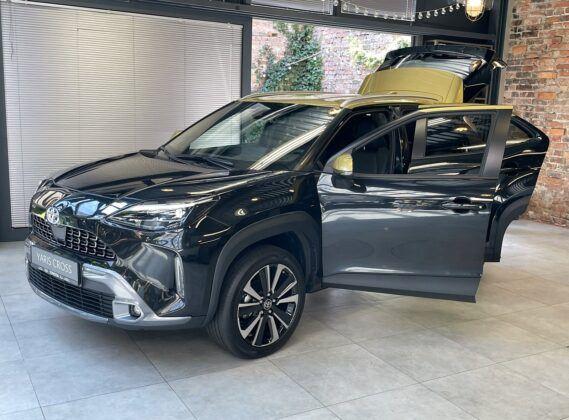 Toyota Yaris Cross (2021) - przód