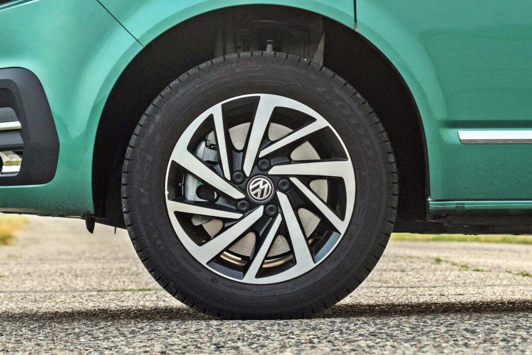 VW California Ocean - koło