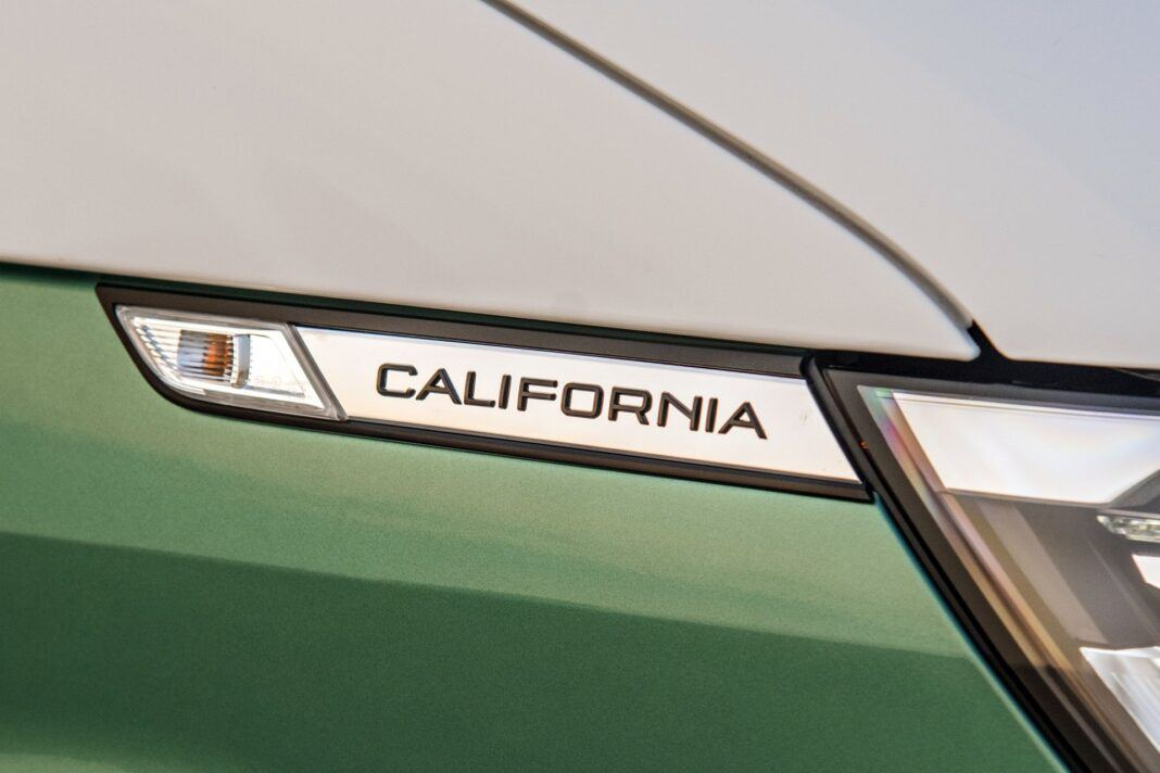 VW California Ocean (2021)