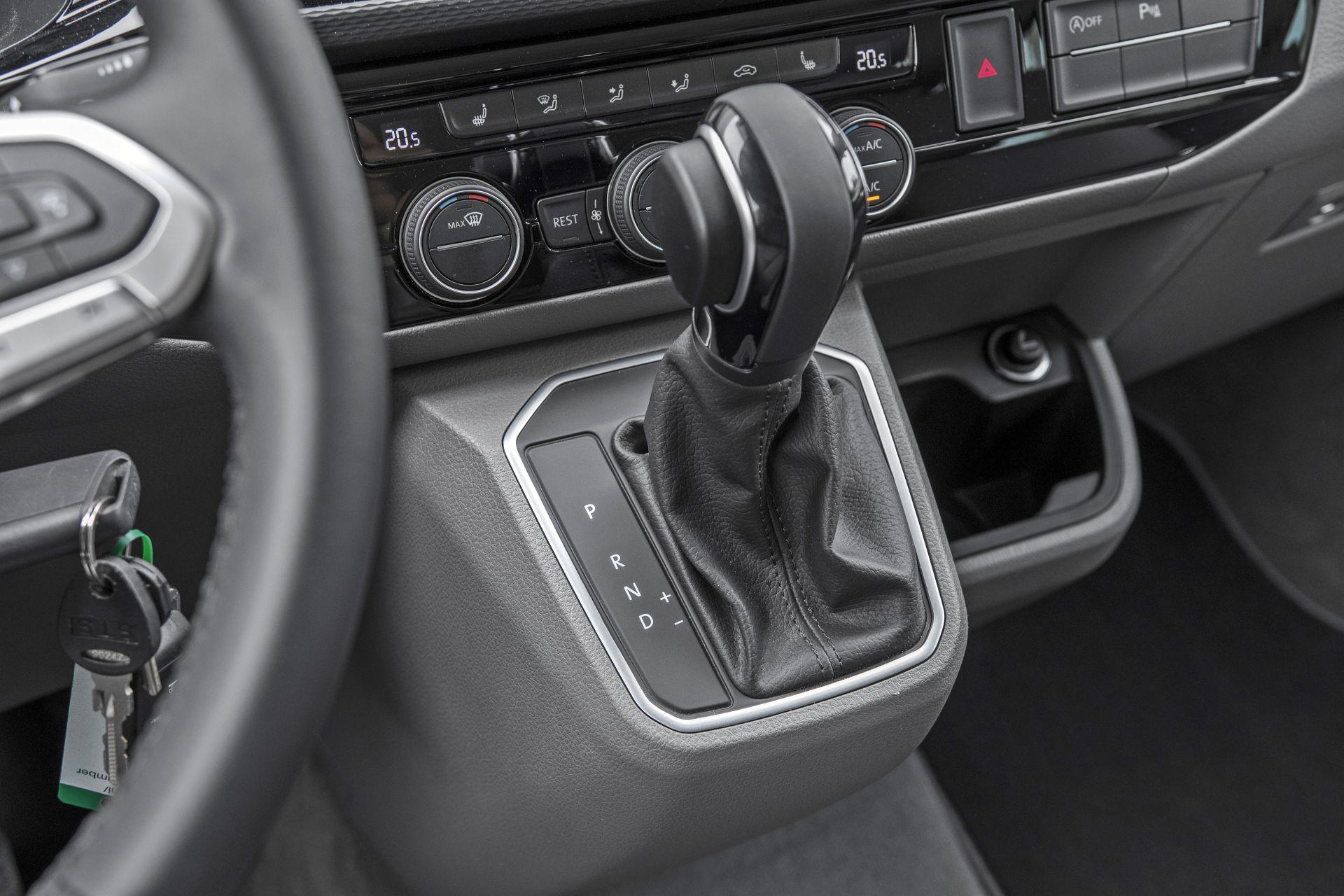 VW California Ocean - skrzynia biegów