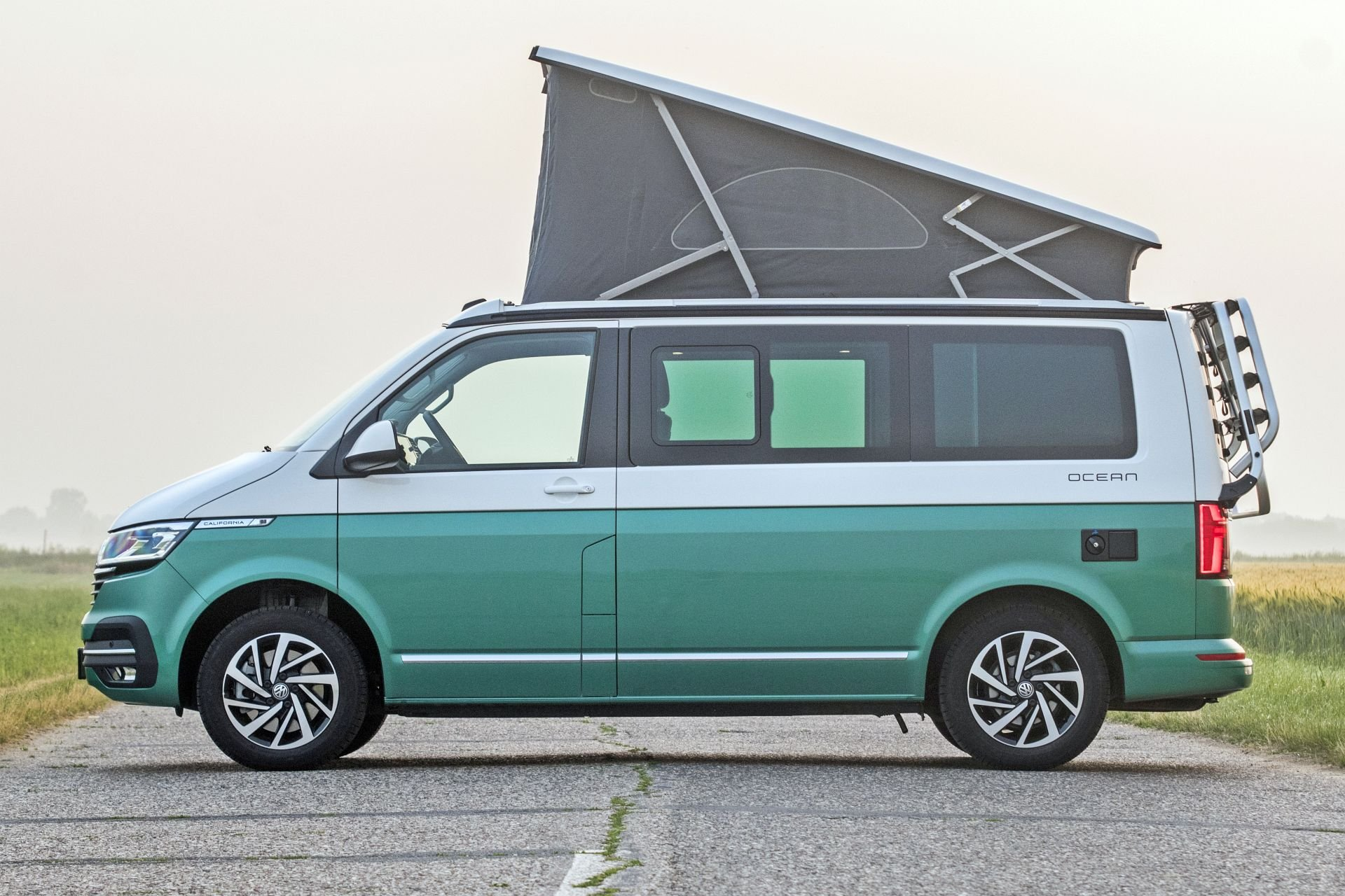 VW California Ocean - bok