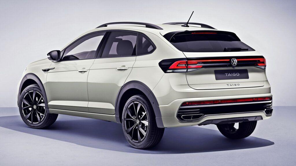 VW Taigo R-Line Black Style