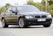 BMW 730Ld E66 FL 3.0d R6 231KM 6AT WI8743F 09-2007