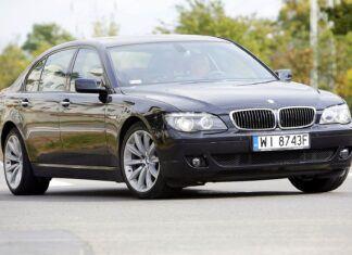 Używane BMW serii 7 (E65; 2001-2008) - opinie, dane techniczne, typowe usterki