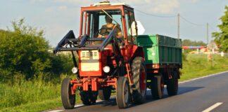 Badanie techniczne ciągnika rolniczego