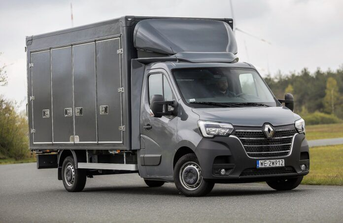Badanie techniczne samochodu ciężarowego