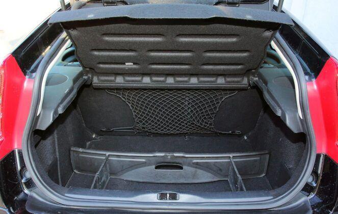 Citroen C4 I bagażnik