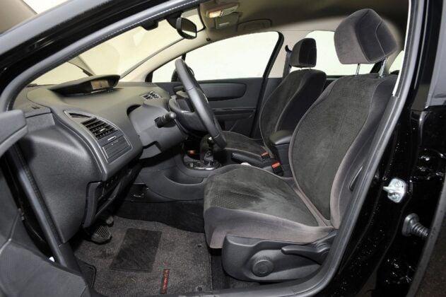 Citroen C4 I fotel kierowcy