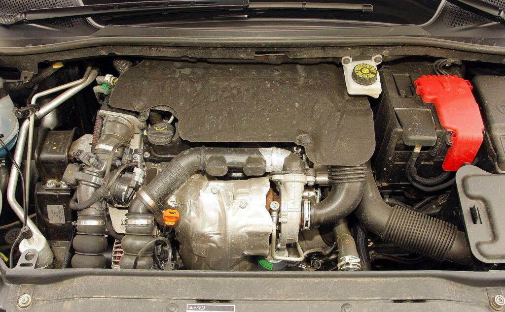 CITROEN C4 I FL Eco 1.6HDi 5MT WW7805S 04-2009