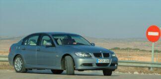 Driftujące BMW 3