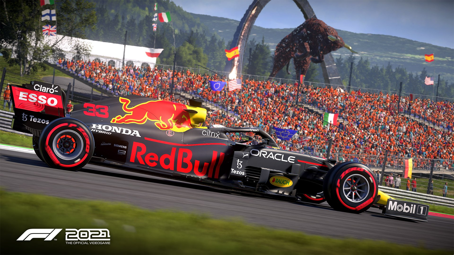 F1 2021 Red Bull