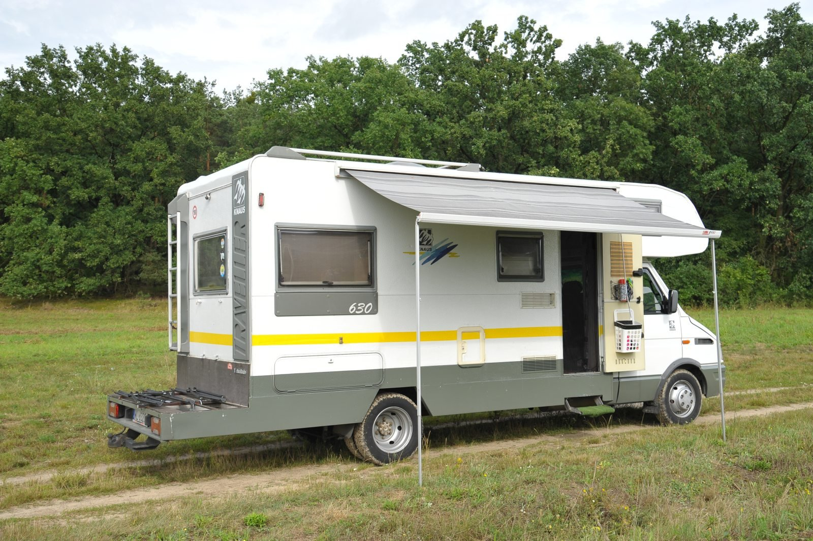 IVECO Knaus Traveller