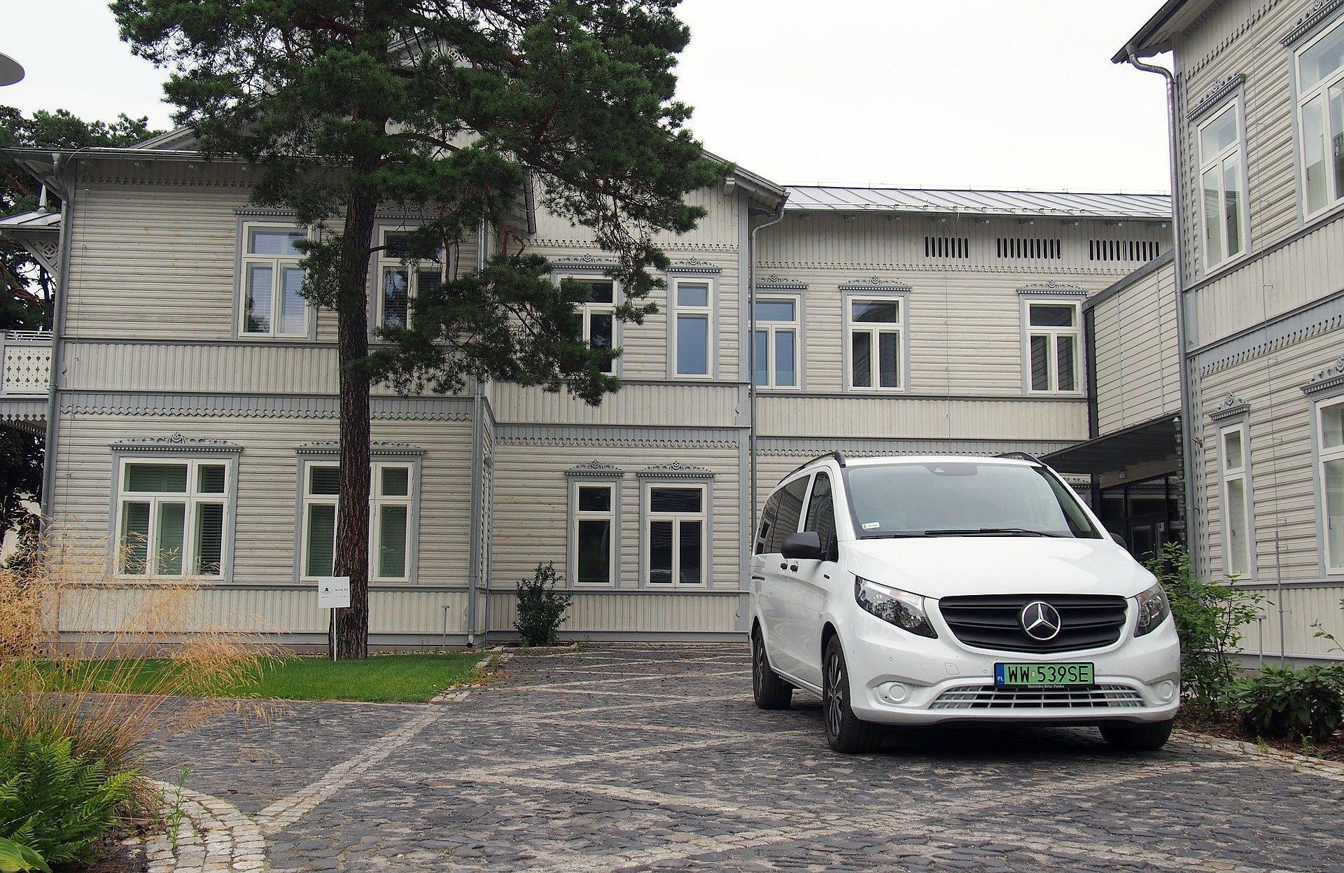 Mercedes eVito Tourer