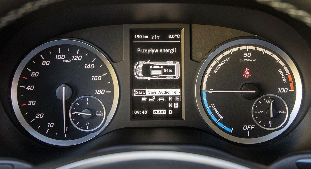 MERCEDES eVito Tourer 204KM 1AT FWD WW539SE 05-2021