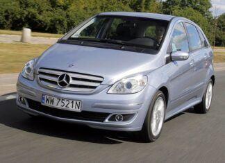 Używany Mercedes klasy B (W245; 2005-2011) - opinie, dane techniczne, typowe usterki