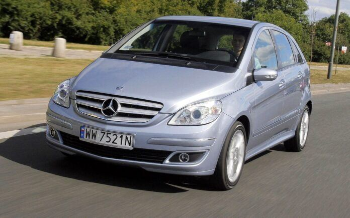 Mercedes klasy B W245 08