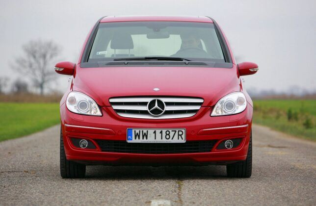 Mercedes klasy B W245