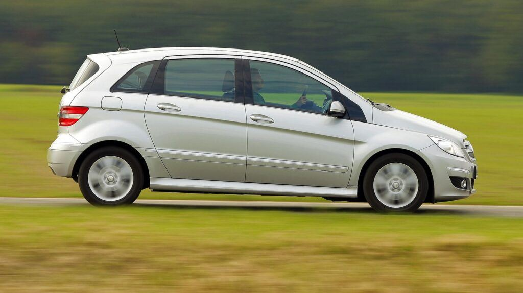 Mercedes klasy B W245 31