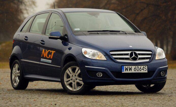 Mercedes klasy B W245 NGT