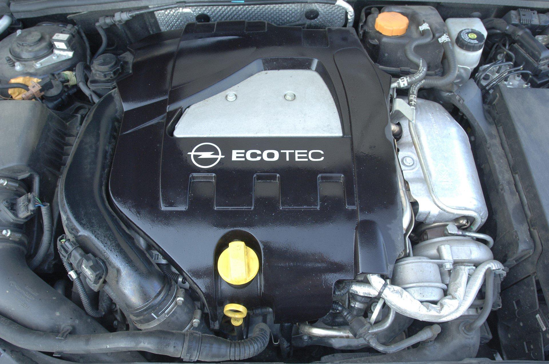 Opel V6 Turbo