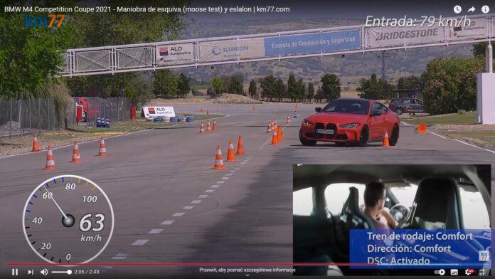 Test BMW M4