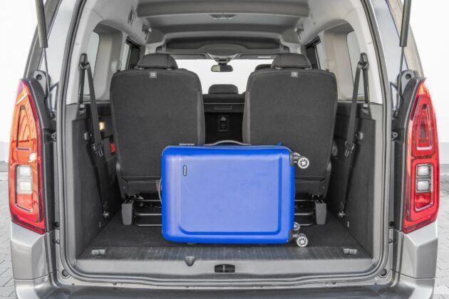 Toyota Proace City Verso Long- bagaznik