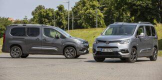 Toyota Proace City Verso - krotkie czy dlugie nadwozie