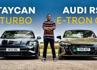 Audi RS e-tron GT kontra Porsche Taycan Turbo – porównanie
