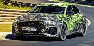 Audi RS3 Limousine (2021)