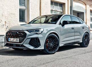 Audi RS Q3 po kuracji wzmacniającej. Teraz ma 40 KM więcej
