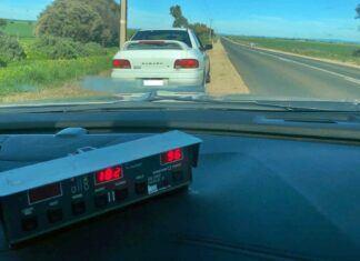 80-latek szalał za kierownicą Subaru. Prędko nie wróci za kółko