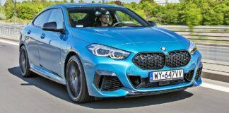BMW serii 2 Gran Coupe - przód